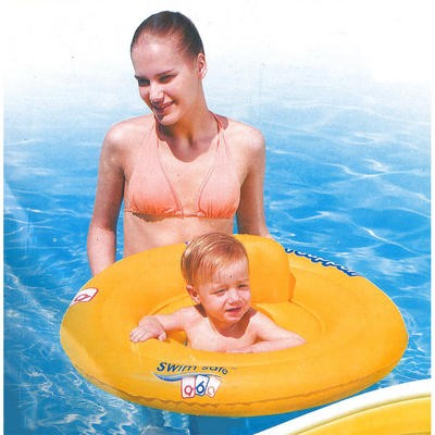 Beülős bébi úszógumi,  0-1 éves babáknak (11kg súlyig)