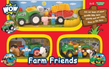 Wow - Barátok a farmról