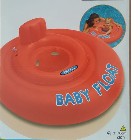 Beülős bébi úszógumi,  1-2 éves babának