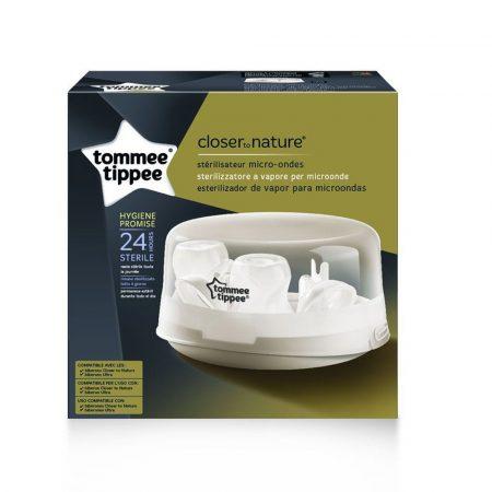 Mikróhullámú gőzsterilizáló doboz - Tommee Tippee