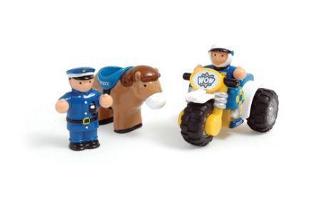 WOW, Rendőr őrjárat