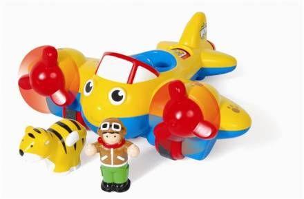 Wow, Johnny az állati repülő