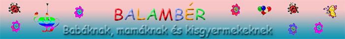 Balambér Webshop