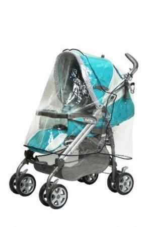 Esővédő kupolás, sportkocsihoz - kicsi