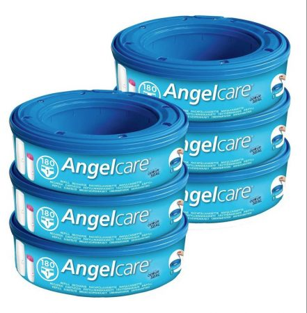 Angelcare utántöltő kazetta 1 vagy 6db-os kiszerelésben