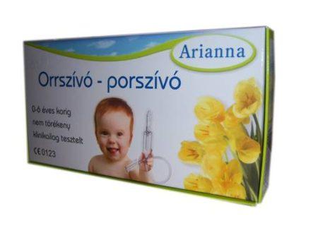 Porszívós orrszívó - Arianna