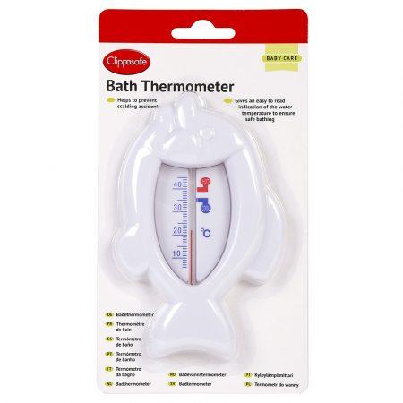 Halacskás vízhőmérő
