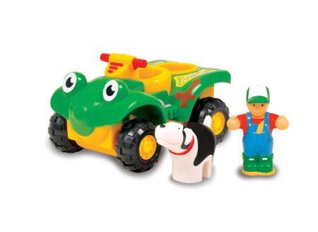 WOW - Benny a farmer quad