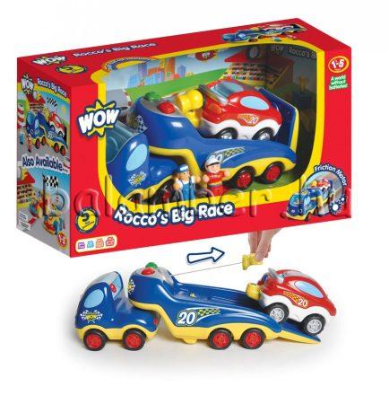 Wow nagy autóverseny