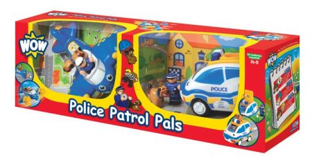 WOW Combo pack - rendőrség