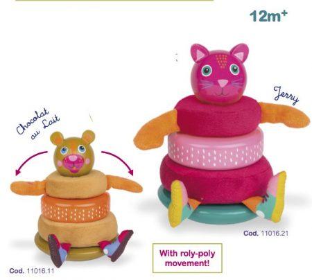 Roly-poly figurák