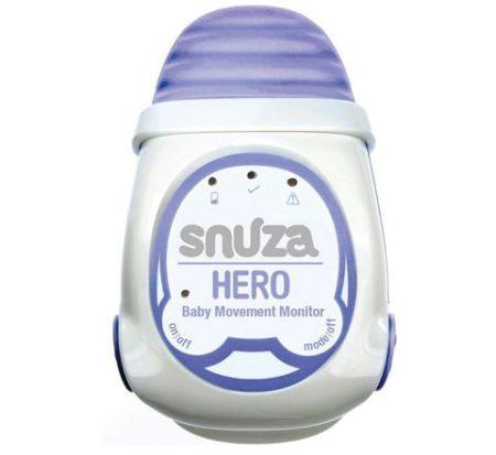 Snuza Hero hordozható babafigyelő készülék
