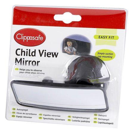 Babafigyelő visszapillantó tükör