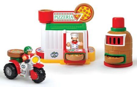 Wow, Mario pizzériája